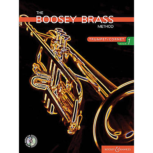 Boosey and Hawkes The Boosey Brass Method (Trumpet - Book 1) Concert Band Composed by Various Arranged by Chris Morgan-thumbnail