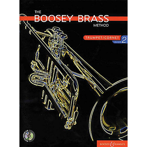 Boosey and Hawkes The Boosey Brass Method (Trumpet - Book 2) Concert Band-thumbnail