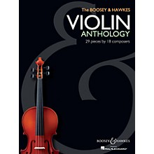 Boosey and Hawkes The Boosey & Hawkes Violin Anthology Boosey & Hawkes Chamber Music Series Softcover