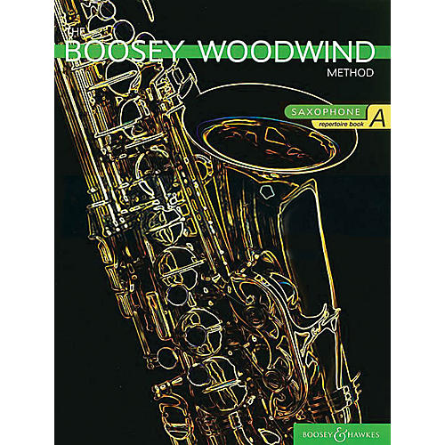 Boosey and Hawkes The Boosey Woodwind Method Concert Band Composed by Various Arranged by Chris Morgan-thumbnail