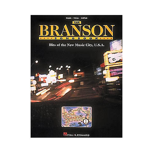 Hal Leonard The Branson Piano, Vocal, Guitar Songbook-thumbnail