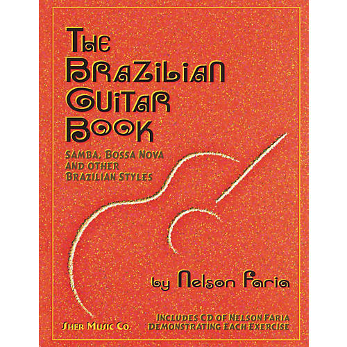 Hal Leonard The Brazilian Guitar Book (Guitar) (Book and CD Package)