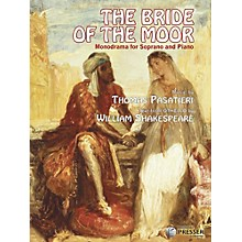 Carl Fischer The Bride of the Moor - Soprano Voice with Piano