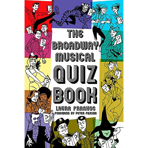 Hal Leonard The Broadway Musical Quiz Book-thumbnail