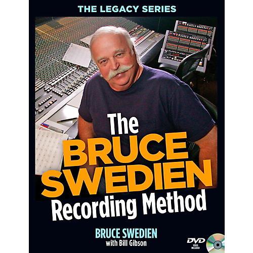 Hal Leonard The Bruce Swedien Recording Method Book/DVD-ROM