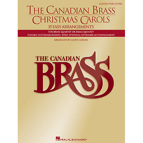 Canadian Brass The Canadian Brass Christmas Carols Brass Ensemble Series Performed by The Canadian Brass-thumbnail