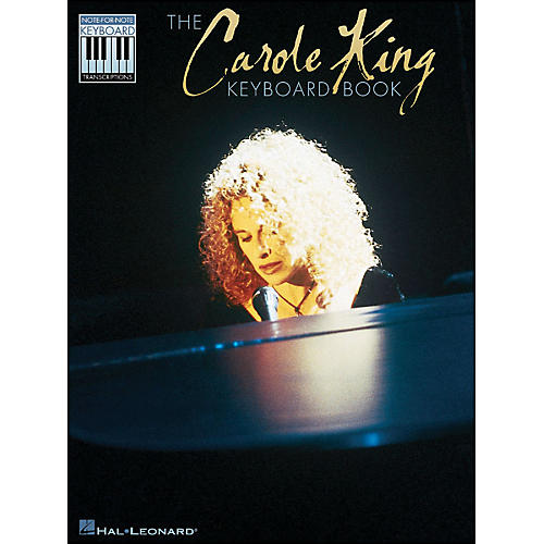 Hal Leonard The Carole King Keyboard Book