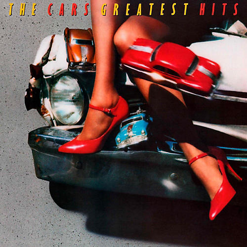 RED The Cars - The Cars Greatest Hits LP-thumbnail