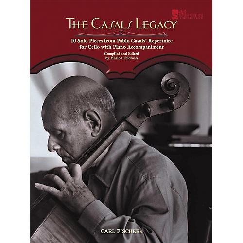 Carl Fischer The Casals Legacy Book