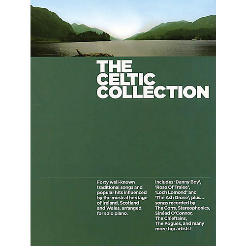 Music Sales The Celtic Collection for Solo Piano Music Sales America Series Softcover-thumbnail