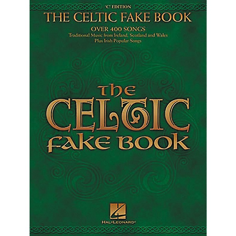 Hal Leonard The Celtic Fake Book