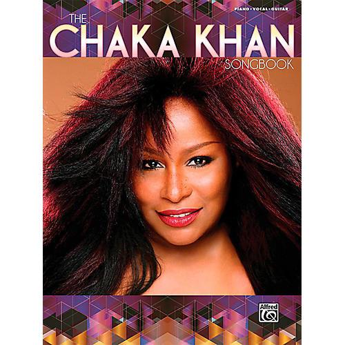 Alfred The Chaka Khan Songbook P/V/C-thumbnail