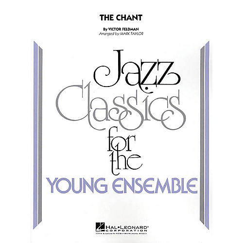 Hal Leonard The Chant Jazz Band Level 3 Arranged by Mark Taylor-thumbnail