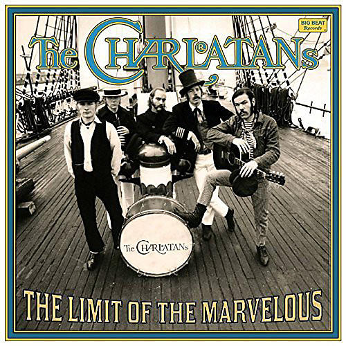 Alliance The Charlatans - Limit of the Marvelous