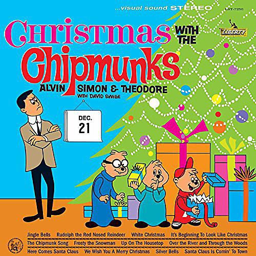 Alliance The Chipmunks - Christmas with the Chipmunks