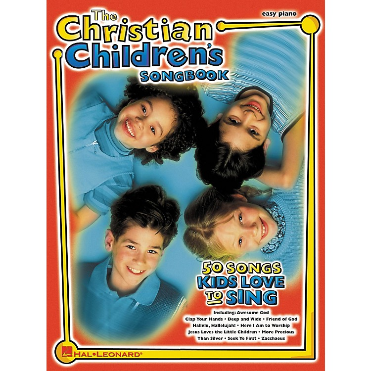 Hal LeonardThe Christian Children's Songbook For Easy Piano