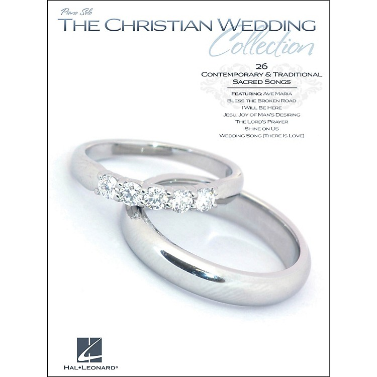 Hal Leonard The Christian Wedding Collection - Piano Solo