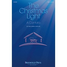 Hal Leonard The Christmas Light SATB composed by Benjamin Harlan