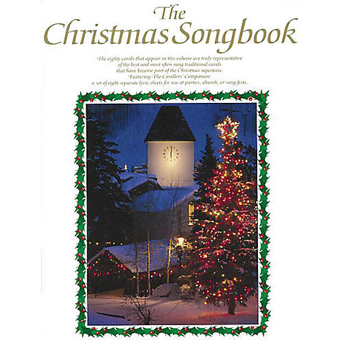 Music Sales The Christmas Songbook Music Sales America Series Softcover-thumbnail