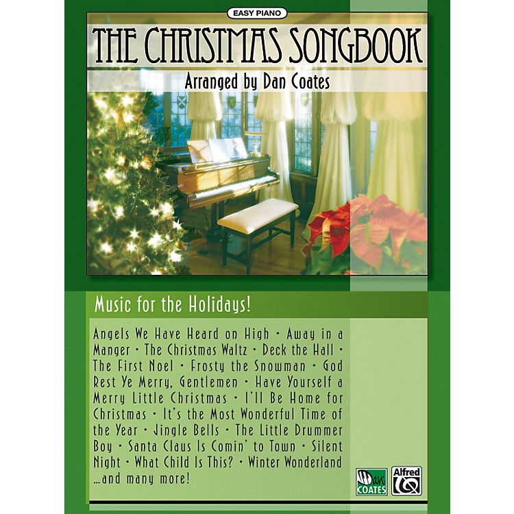 Alfred The Christmas Songbook