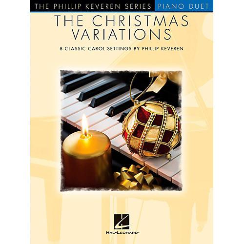 Hal Leonard The Christmas Variations - Piano Duet - Phillip Keveren Series-thumbnail