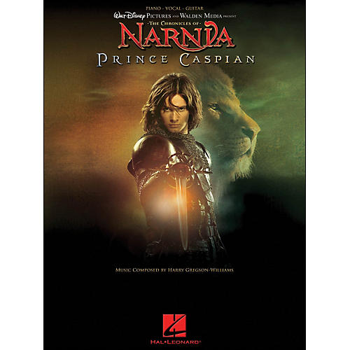 Hal Leonard The Chronicles Of Narnia - Prince Caspian arranged for piano, vocal, and guitar (P/V/G)-thumbnail