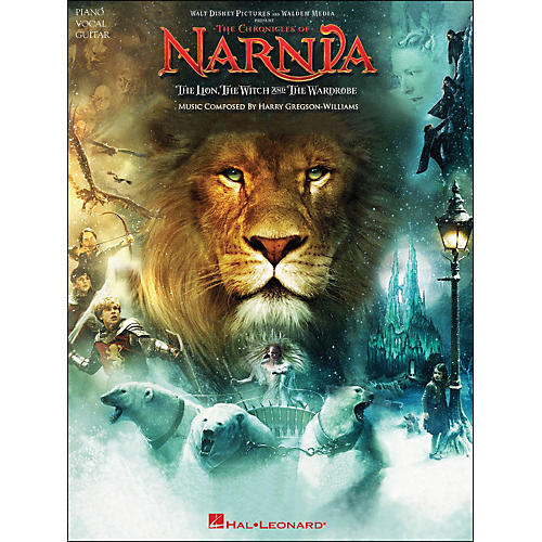 Hal Leonard The Chronicles Of Narnia - The Lion, The Witch And The Wardrobe arranged for piano, vocal, and guitar (P/V/G)