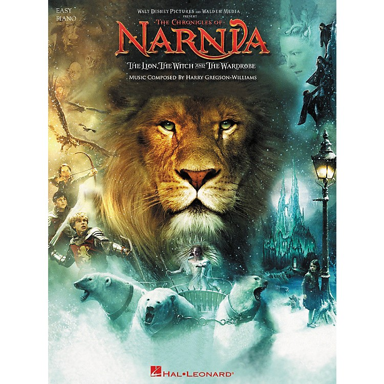 Hal Leonard The Chronicles Of Narnia The Lion The Witch & The Wardrobe For Easy Piano