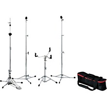Tama The Classic Series Hardware 4-piece Hardware Pack with Carrying Bag