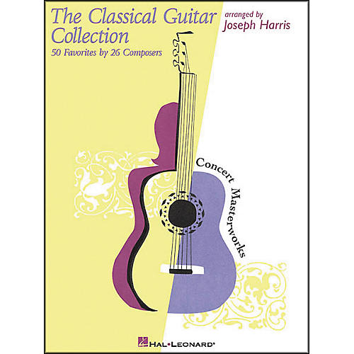 Creative Concepts The Classical Guitar Collection Book