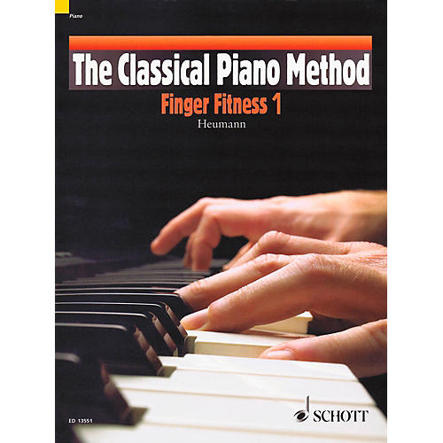 Schott The Classical Piano Method - Finger Fitness 1-thumbnail