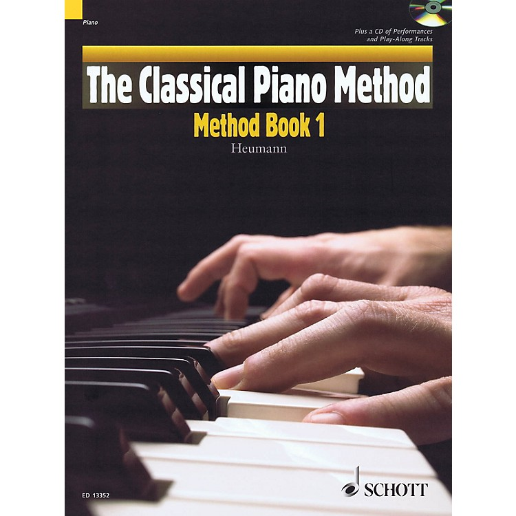 Hal Leonard The Classical Piano Method - Method Book 1 Book/CD
