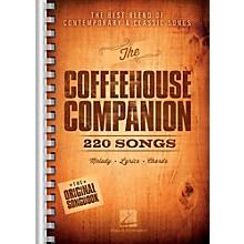 Hal Leonard The Coffeehouse Companion Fake Book