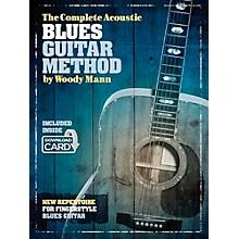 Music Sales The Complete Acoustic Blues Guitar Method - Book/Online Audio
