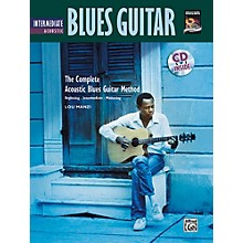 Alfred The Complete Acoustic Blues Method: Intermediate Acoustic Blues Guitar Book & CD