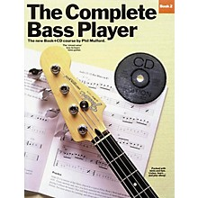 Music Sales The Complete Bass Player - Book 2 Music Sales America Series Softcover with CD Written by Phil Mulford