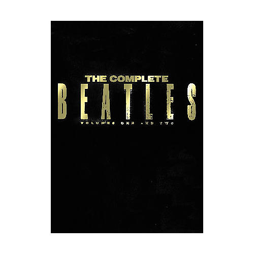 Hal Leonard The Complete Beatles Gift Pack