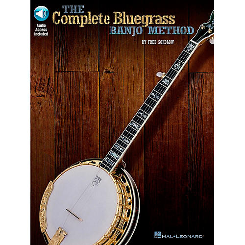 Hal Leonard The Complete Bluegrass Banjo Method (Book/CD)