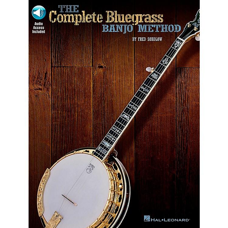 Hal LeonardThe Complete Bluegrass Banjo Method (Book/CD)