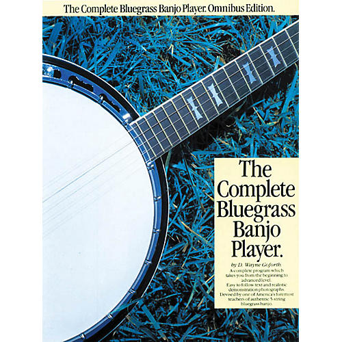 Music Sales The Complete Bluegrass Banjo Player Music Sales America Series Softcover with CD by D. Wayne Goforth-thumbnail