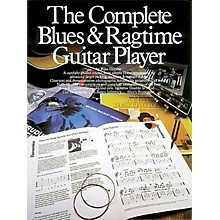 Music Sales The Complete Blues & Ragtime Guitar Player Music Sales America Series Softcover Written by Russ Shipton