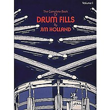 Hal Leonard The Complete Book of Drum Fills Book