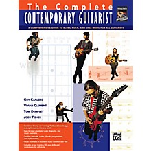 Alfred The Complete Contemporary Guitarist Book & CD