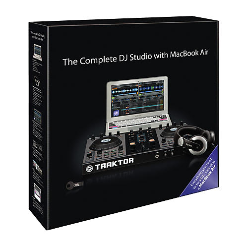 Apple The Complete DJ Studio with MacBook Air