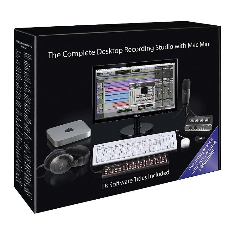 AppleThe Complete Desktop Recording Studio with Mac Mini