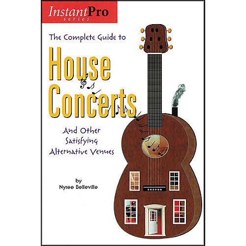 ArtistPro The Complete Guide to House Concerts Book-thumbnail