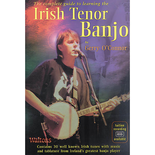 Waltons The Complete Guide to Learning the Irish Tenor Banjo Waltons Irish Music Books Series by Gerry O'Connor-thumbnail