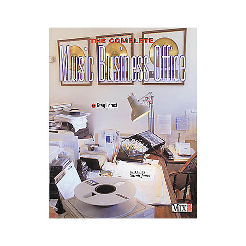 Hal Leonard The Complete Music Business Office (Book/CD)