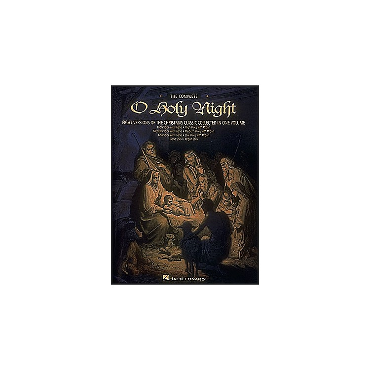 Hal Leonard The Complete O Holy Night - The Vocal Collection