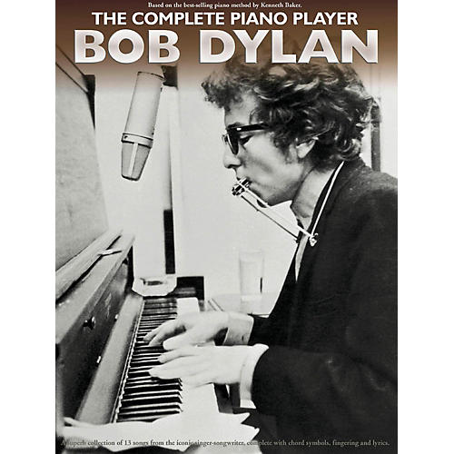 Music Sales The Complete Piano Player - Bob Dylan-thumbnail